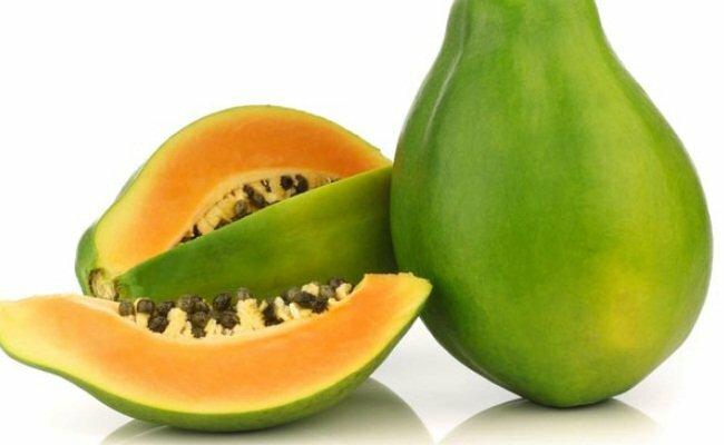 Thực phẩm giàu vitamin E - Đu đủ