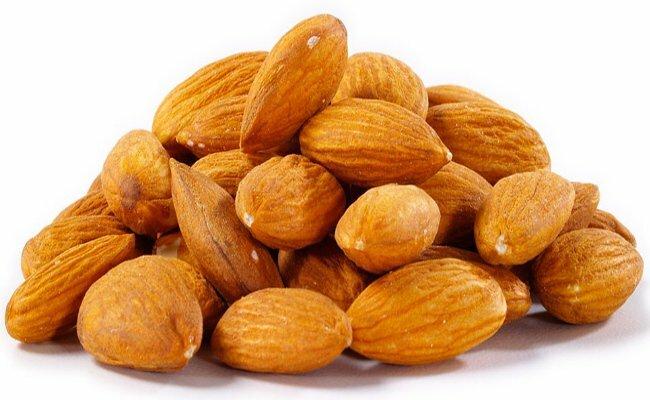 Thực phẩm giàu vitamin E - Hạnh nhân